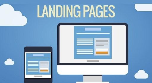 цели создания сайта - лэндинг