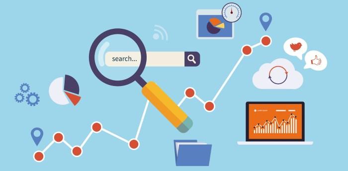 поисковое продвижение - преимущества